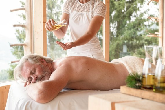 Massage Männer