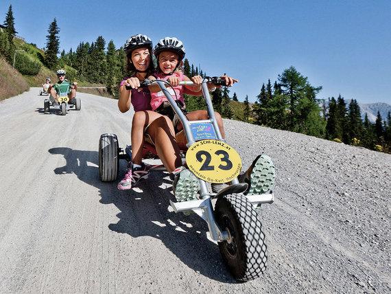 Mountain Go Kart