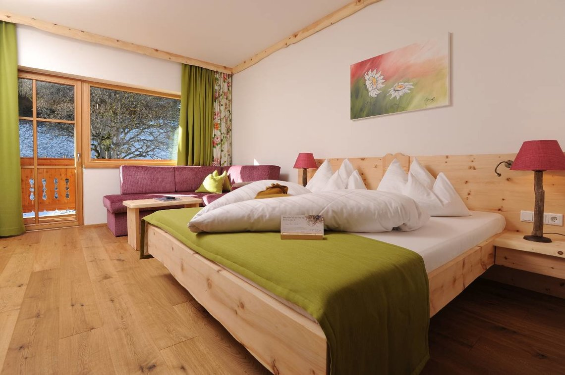 Naturliebe Zimmer