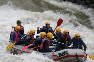 Rafting - Sommercard