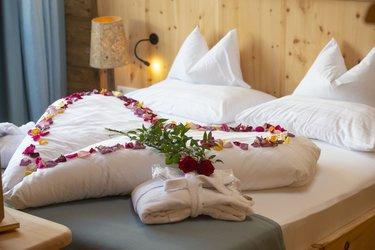 Romantische Zimmer