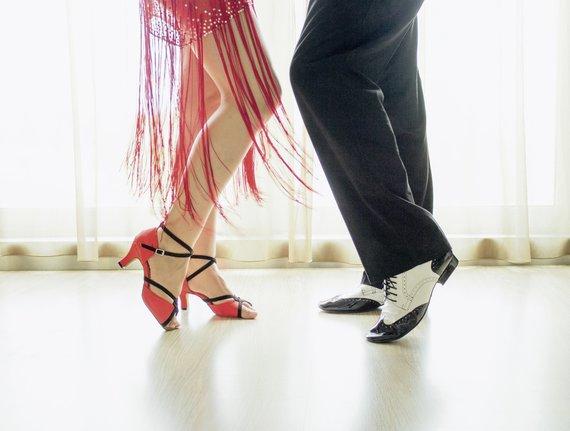 Tanzpärchen