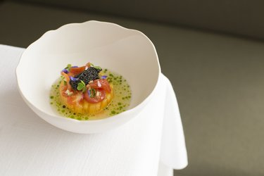 Tomate Kaviar ©Jörg Lehmann Döllerer