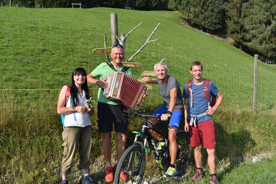 Wander und Bike Team