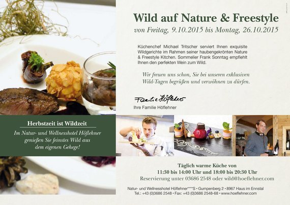 Wild auf Nature & Freestyle