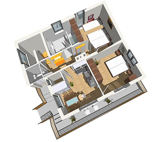 Wohnung Nani 108