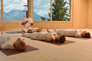 Yoga Endentspannung