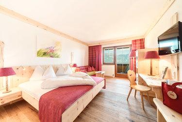 Zimmer Alpenrose