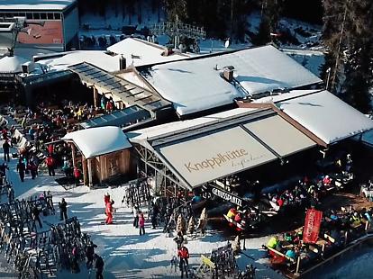 Knapplhütte 2019 Skiurlaub
