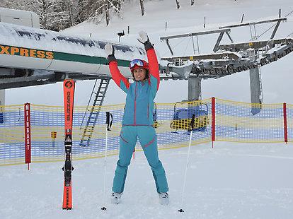 Hotel an der Piste Ski Warm Up
