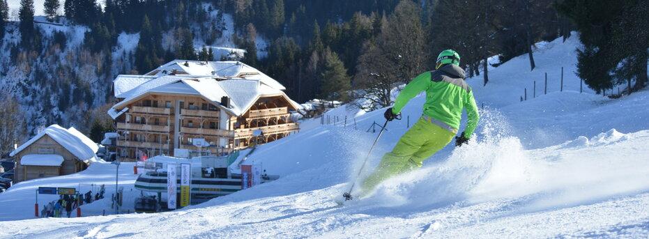 Ski fahren & Snowboarden
