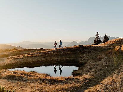 Hiking area Schladming-Dachstein