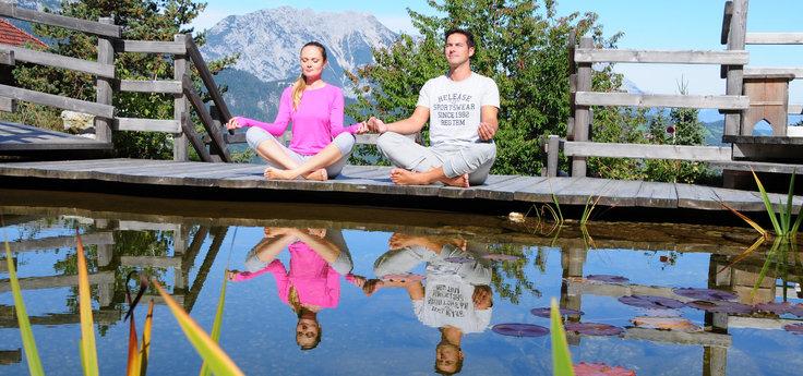 Mountain Yoga