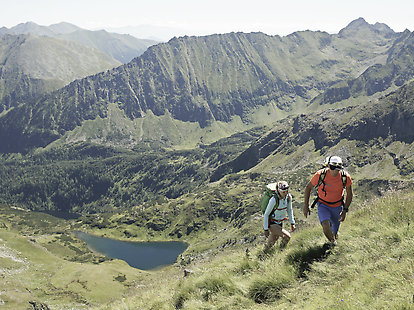 hiking and activity packages