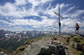 Peak's end – mighty Tauern