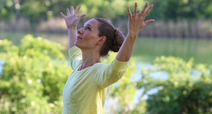 Ayur Yoga Retreat mit Katharina Wallner