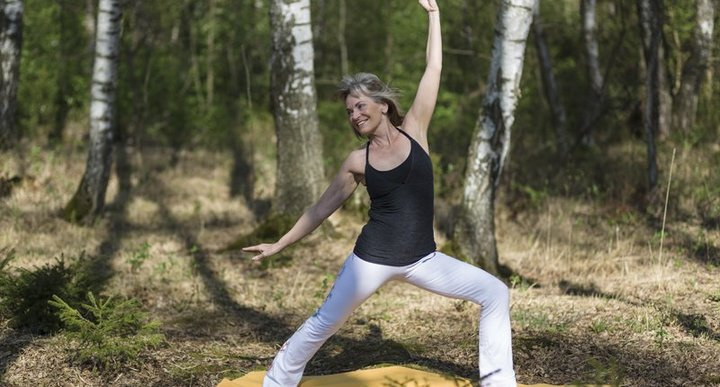 Yoga & Meditation mit Christiane Sasse