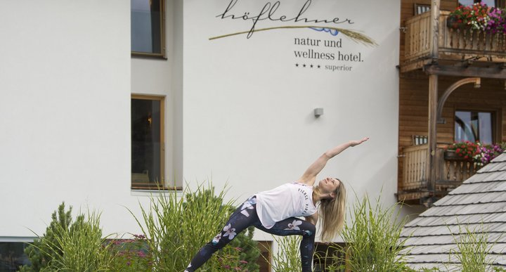Yoga Retreat mit Viktoria Hiden