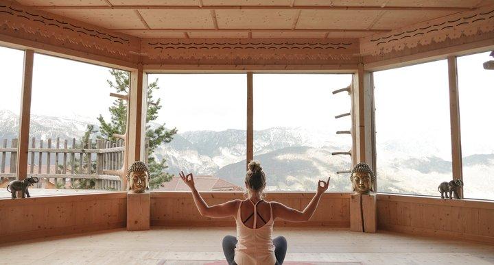 Yoga Retreat mit Viktoria Hiden