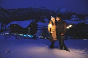 Wild Romantic Winter Time