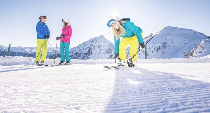 Ski- and fun flat rates