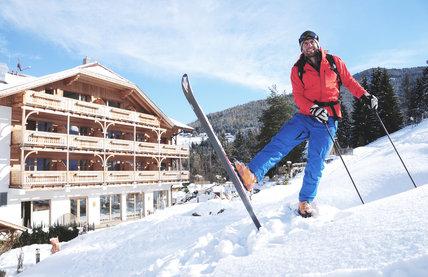 Ski and Wellness Midweek in December 4=3