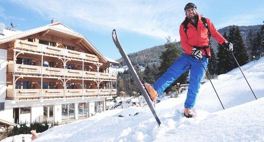 Ski & Wellness 4=3 Midweek Special