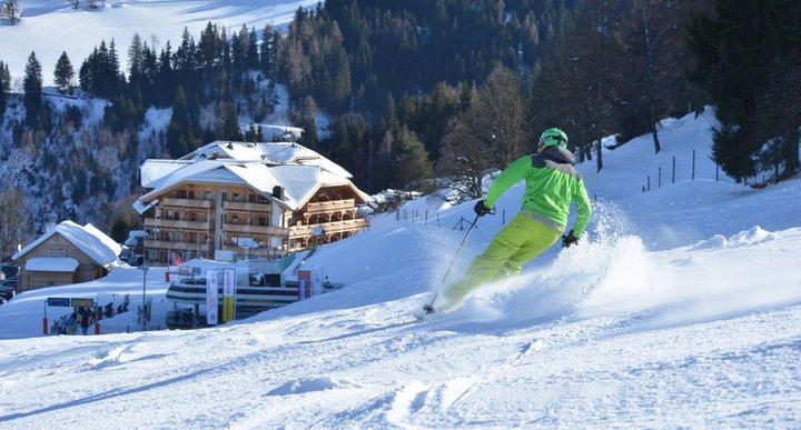 Jänner Pulverschneewochen Winterpauschale Höflehner