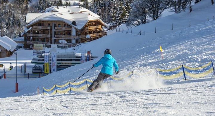 January Powder Snow Days 4=3