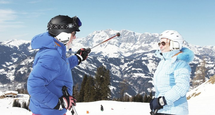 Sixty-plus – receive a 6-day ski pass for free