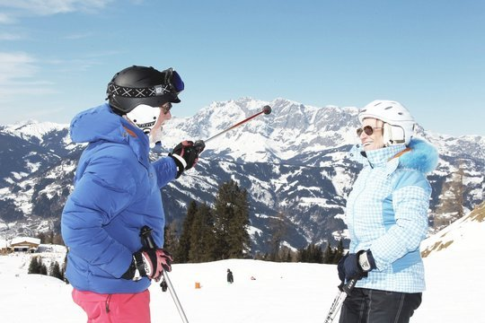Sixty-plus – receive a 6-day ski pass for free