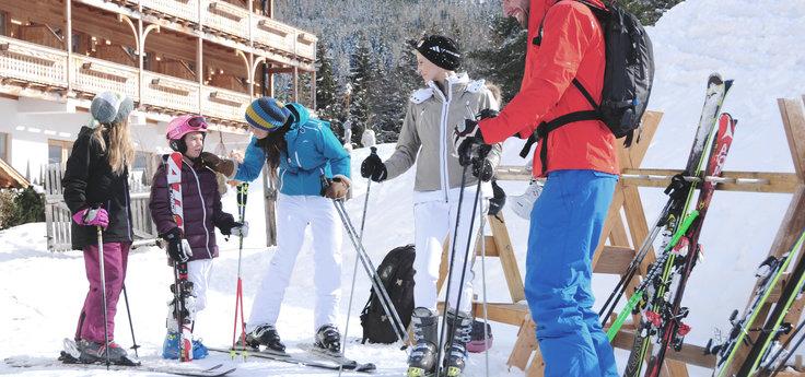 Christmas ski days 4 nights