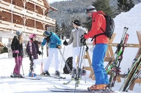 Christmas ski days 3 nights