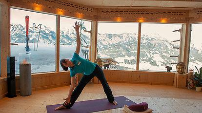Yoga & Ski Winterpauschale Höflehner