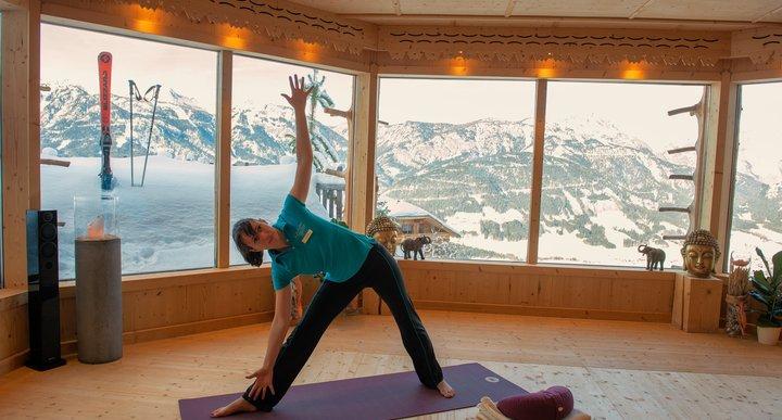 Yoga & Ski
