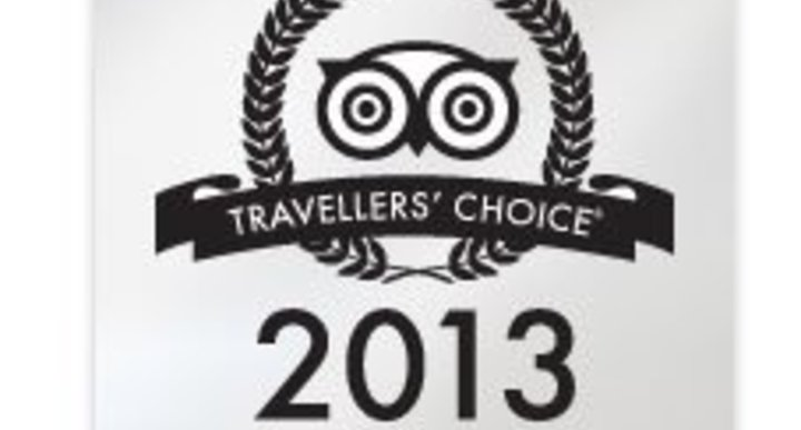 Traveller's Choice Award 2013 - Top 20 Hotels of Austria!