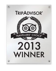 Traveller's Choice Award 2013 - Top 20 Hotels of Austria!