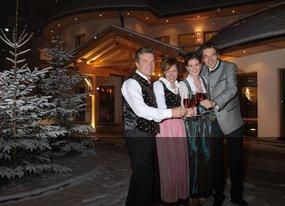 Opening of the 1. Steirischen Natur und Wellnesshotels