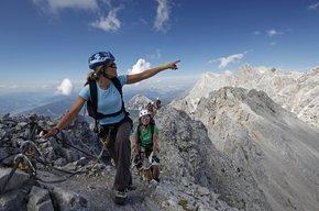 Klettern - Klettersteige - Dachstein - Schladming