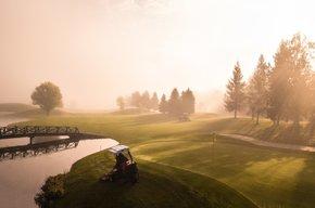 Die Golf-Plätze der Region