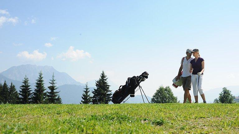 Golf in der Nähe von Schladming
