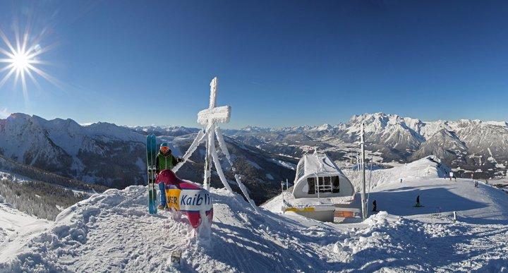 Hauser Kaibling Gipfel