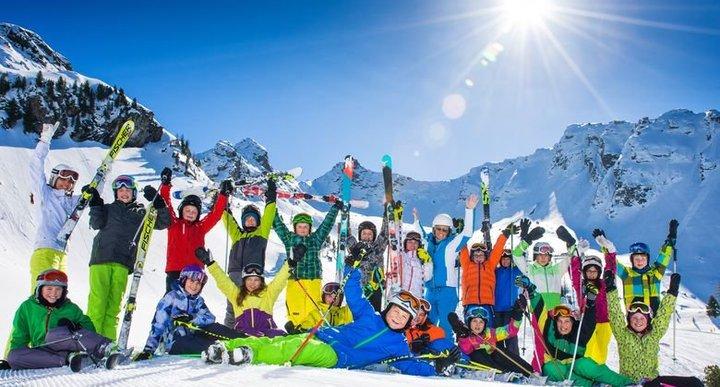 Ski- & Snowboardkurse