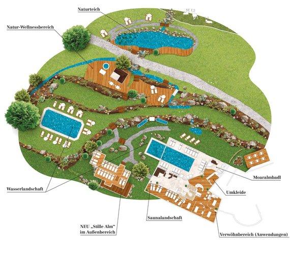 Bergbad & Spa und Naturwasserwelt