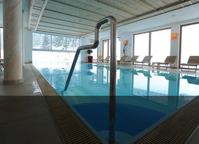 Indoor- and Outdoor Pool
