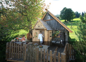 Stadl-Sauna