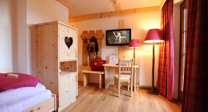 Alpenglöcklein Zimmer