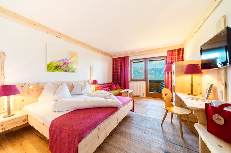 Zimmer Alpenrose Stammhaus
