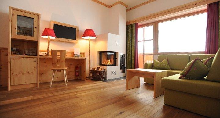 Familienzimmer und Suiten