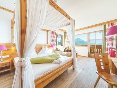 Die Zimmer-Auswahl im Natur- und Wellnesshotel Höflehner